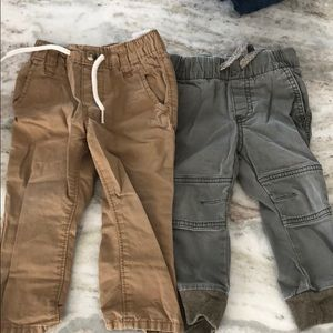 12 and 18 month pant bundle